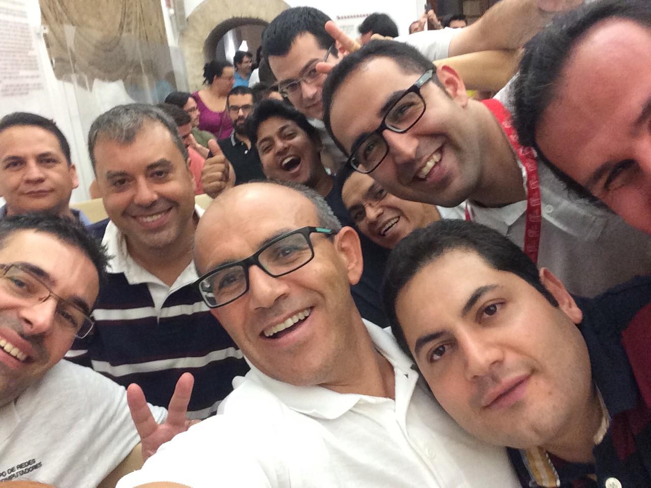 Jornadas' Selfie